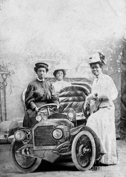 Photograph - African American Women. by Granger