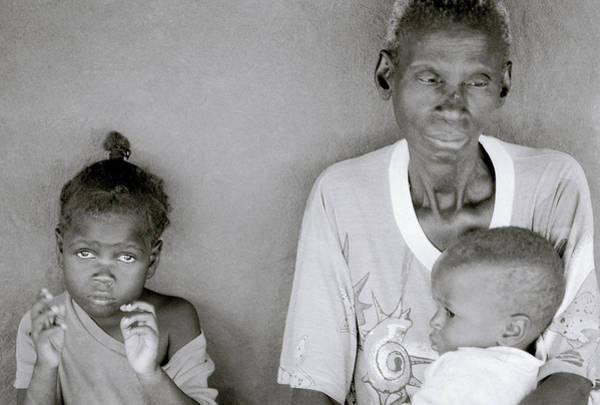 Photograph - African Lives by Shaun Higson