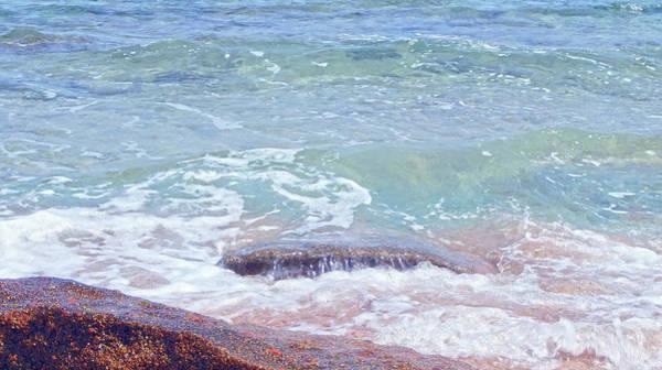 African Seashore Art Print