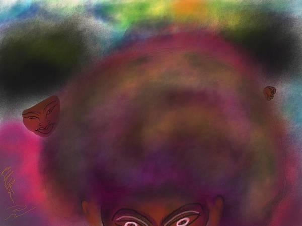 Painting - Afrod 1 by Robert Watson