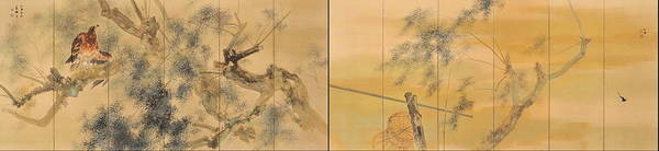 Wall Art - Painting - After A Shower  by Takeuchi Seih