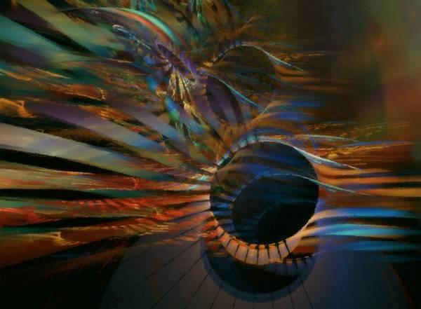 Wall Art - Digital Art - After Hours by NirvanaBlues