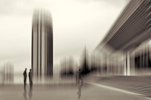Wall Art - Photograph - After Hours by Rabiri Us