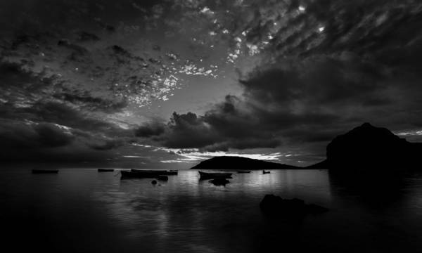 Photograph - After The Day The Night Shall Come by Julian Cook