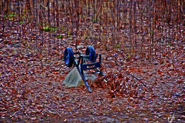 Photograph - After The Harvest by Gina O'Brien