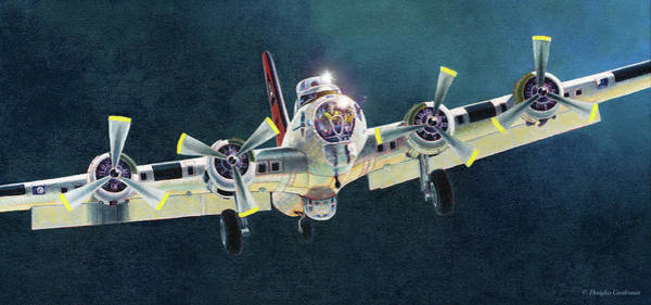Painting - After The Mission by Douglas Castleman