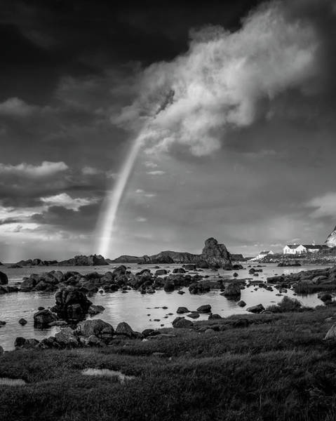 Wall Art - Photograph - After The Rain Ballintoy by Glen Sumner