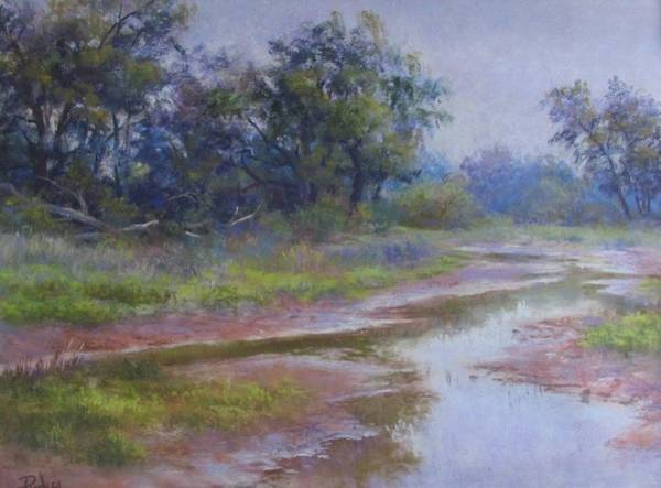 Pastel - After The Rain by Bill Puglisi