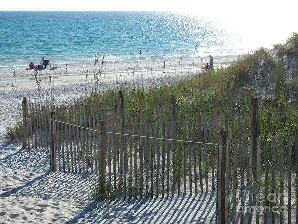 Photograph - Afternoon At The Beach by Tammie J Jordan