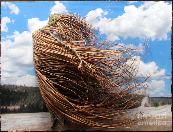 Wall Art - Sculpture - Afternoon Breeze by Adam Long