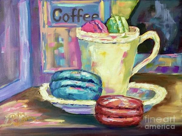 Painting - Afternoon Delight by Patsy Walton