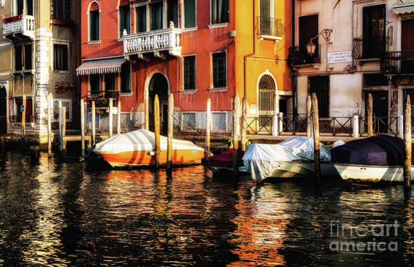 Photograph - Afternoon In Venice by M G Whittingham