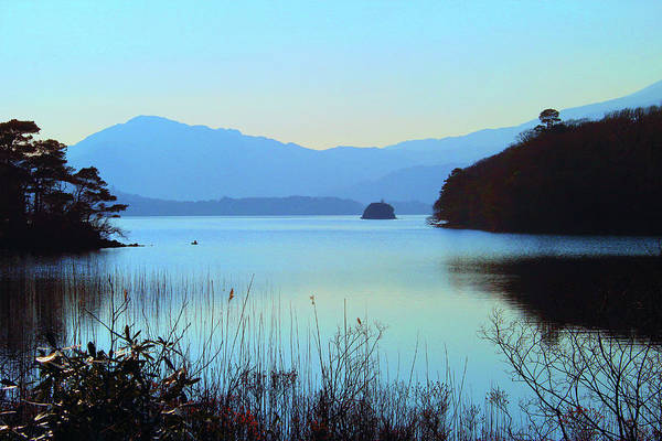 Photograph - Afternoon On Muckross Lake by Marie Leslie