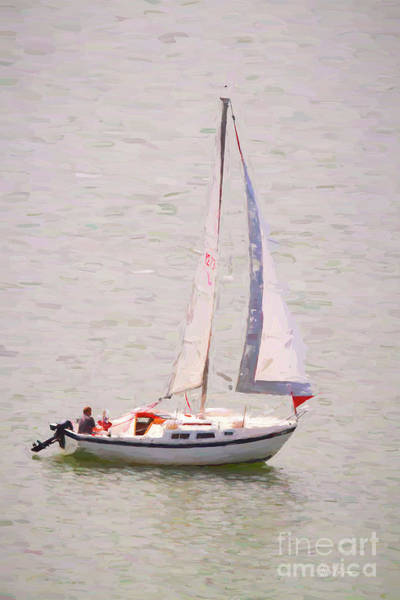 Photograph - Afternoon Sail by James BO Insogna