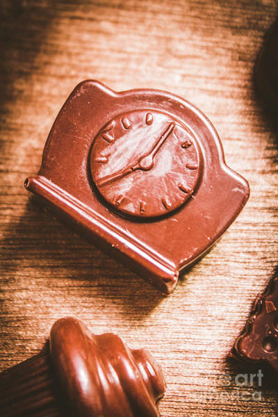 Chocolate Wall Art - Photograph - Afternoon Tea Time by Jorgo Photography - Wall Art Gallery