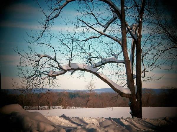 Wall Art - Photograph - Afterr The Blizzard by Joyce Kimble Smith