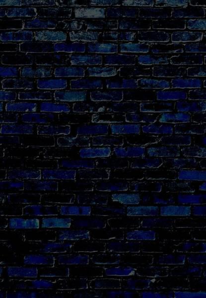 Red Brick Digital Art - Against A Brick Wall by Chastity Hoff