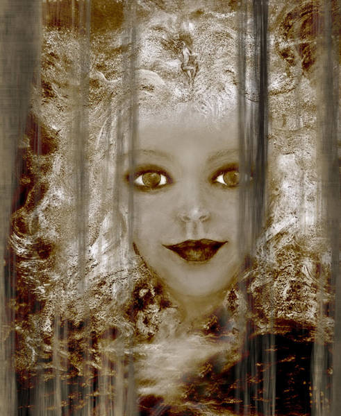 Seer Wall Art - Digital Art - Age Becomes Her V by Patricia Motley