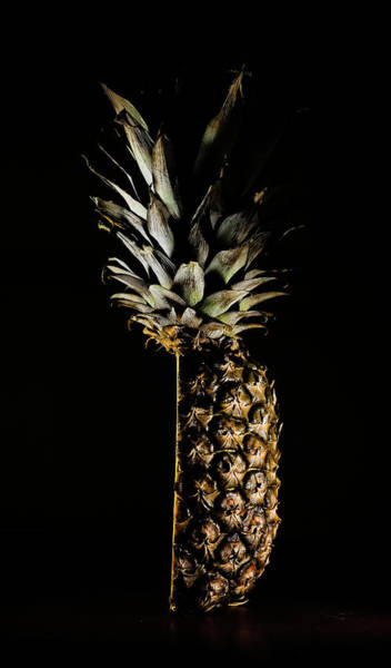 Pineapple Photograph - Aged Or Died by Hyuntae Kim