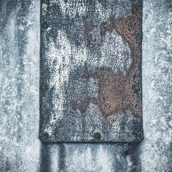 Photograph - Aged Wall Study 1 by Ari Salmela