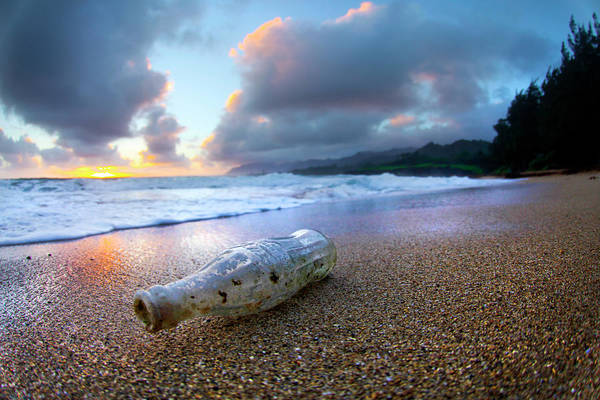Water Bottle Wall Art - Photograph - Ageless Icon by Sean Davey