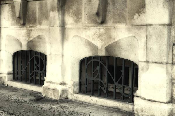 Photograph - Agen Architecture Details by Georgia Fowler