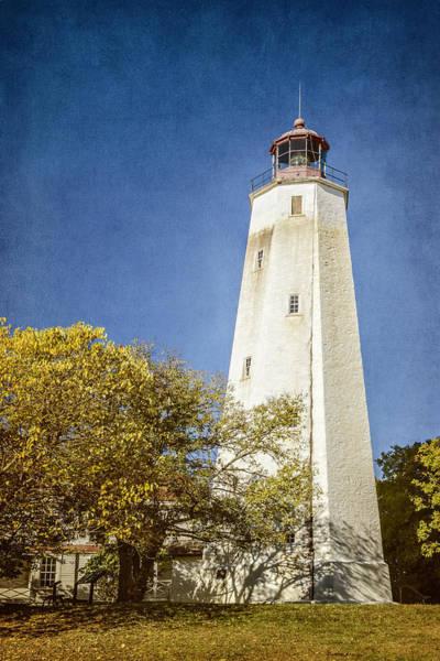 Wall Art - Photograph - Aging Beauty Sandy Hook Lighthouse by Joan Carroll