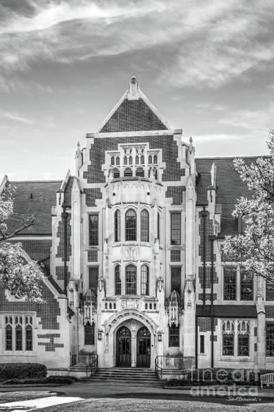 Photograph - Agnes Scott College Buttrick Hall by University Icons
