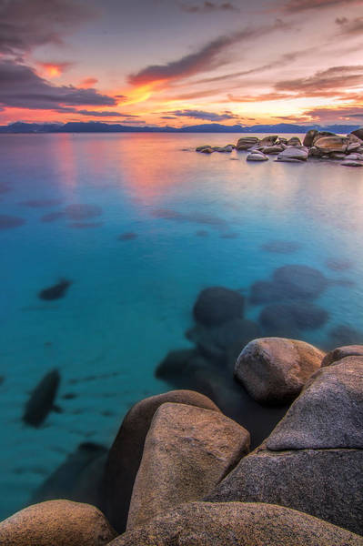 South Lake Tahoe Photograph - Ahold Of You Again by Steve Baranek