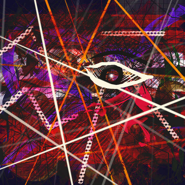 Digital Art - AI by Dick Bourgault