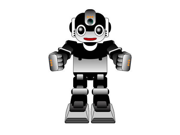 Digital Art - Ai Robot by Moto-hal