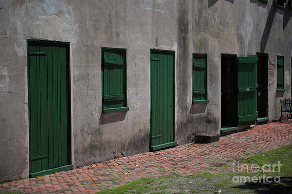 Photograph - Aiken Doors by Dale Powell