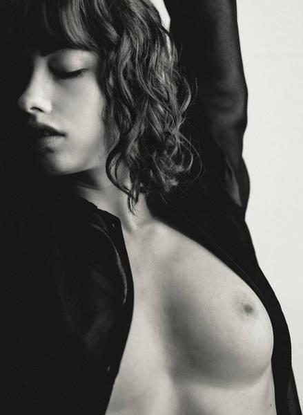 Photograph - Ailisha I by Dave Bowman