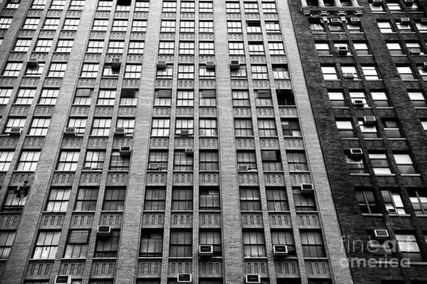 Photograph - Air Conditioners In The City by John Rizzuto
