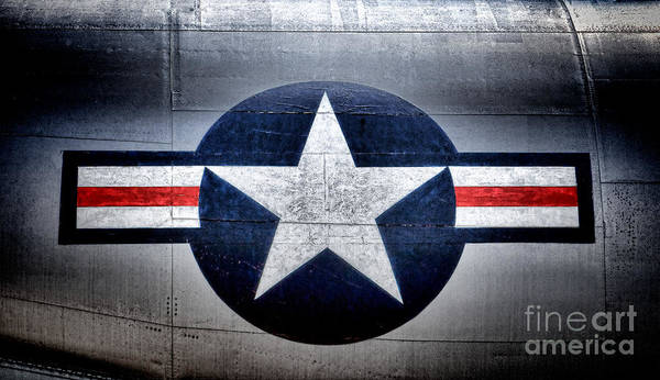 Wall Art - Photograph - Air Force by Olivier Le Queinec