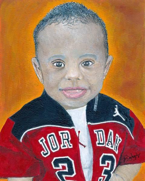 Painting - Air Javien by Joe Dagher
