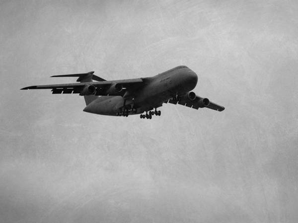 Photograph - Air Transport by Charles McKelroy