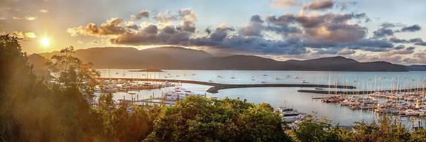 Qld Photograph - Airlie Beach Marina by Az Jackson