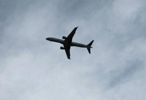 Airplane Silhouette Art Print