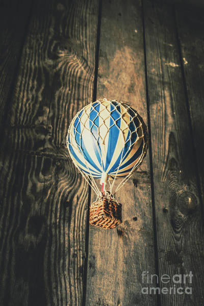 Air Balloon Wall Art - Photograph - Airs Of An Indoor Retreat by Jorgo Photography - Wall Art Gallery