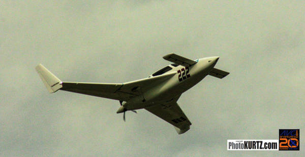 Photograph - Airventure 222 Overhead by Jeff Kurtz
