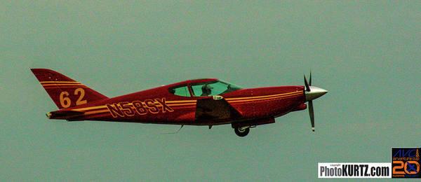 Photograph - Airventure Race 62 by Jeff Kurtz