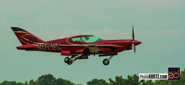 Photograph - Airventure Race 89 by Jeff Kurtz