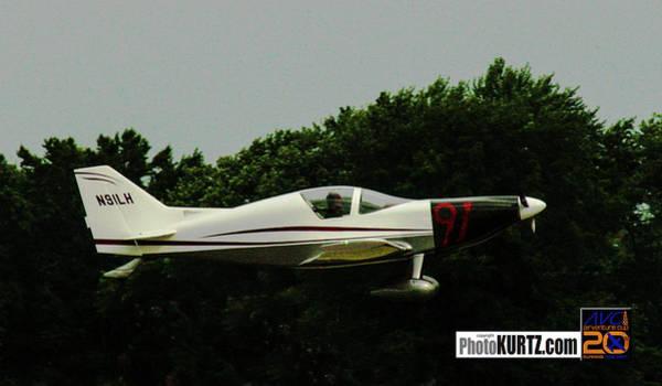 Photograph - Airventure Race 91 by Jeff Kurtz
