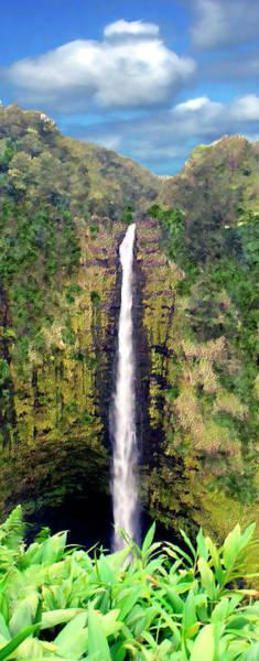 Photograph - Akaka Falls Big Island Hawaii by Kurt Van Wagner