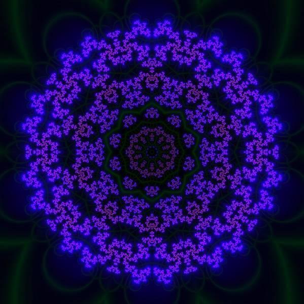 Digital Art - Akbal 10 by Robert Thalmeier