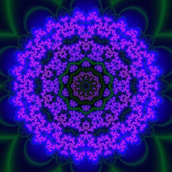 Digital Art - Akbal 9 .4 by Robert Thalmeier