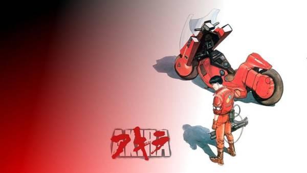 Sports Digital Art - Akira by Maye Loeser
