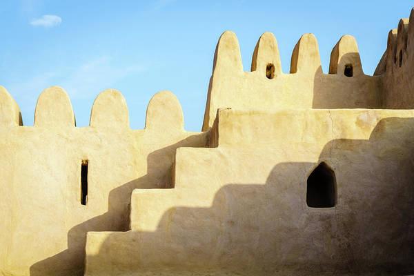 Wall Art - Photograph - Al-bithnah Fort, Uae by Alexey Stiop
