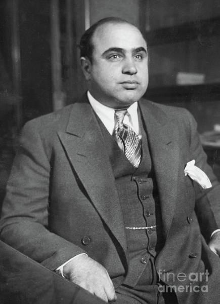 Wall Art - Photograph - Al Capone, Circa 1930  by American School